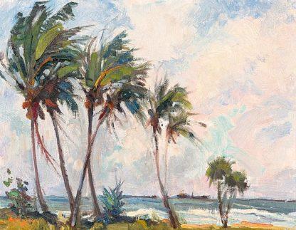 R1110D - Rodgers, Richard A. - Six Palms