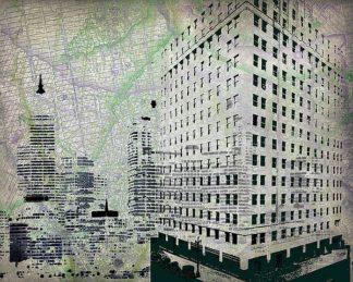 R673D - Roberts, Art - Cityscape II