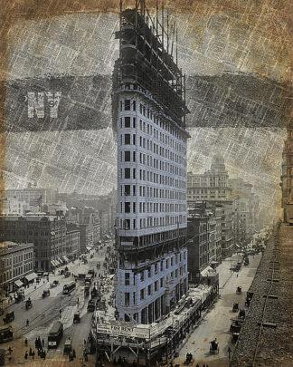 R676D - Roberts, Art - New York I