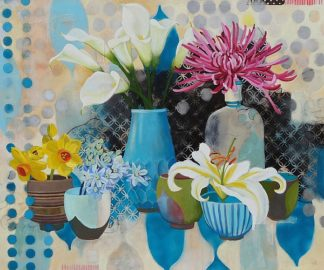 R738D - Rasmusson, Jennifer - Collection of Blue