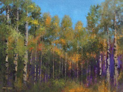 S1158D - Stotts, Thomas - Aspen Autumn