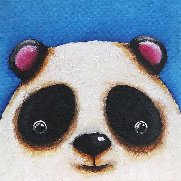 S1388D - Stewart, Lucia - The Panda Bear