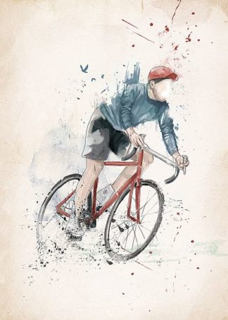 S1404D - Solti, Balazs - I Want to Ride My Bicycle