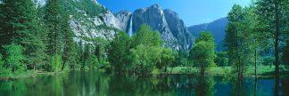 T471D - Thomas, Alain - Yosemite Falls & Merced