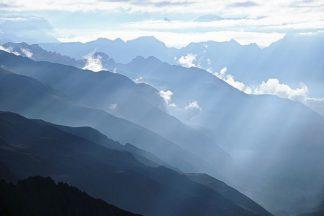T566D - Tai Prints - Himalayan Mountains
