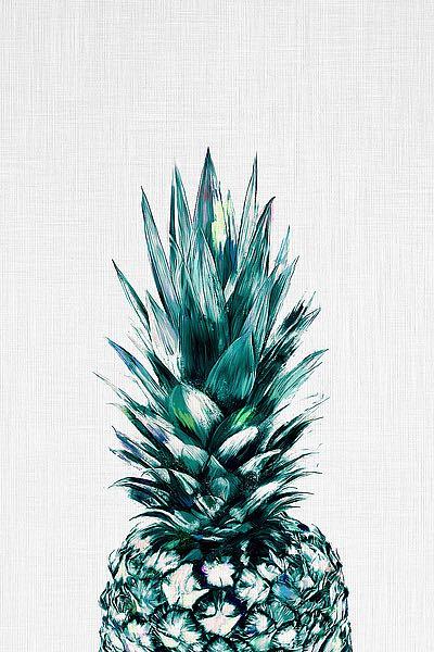 T573D - Tai Prints - Pineapple II