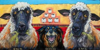T584D - Townsend, Connie R. - Ewe Dog Ewe