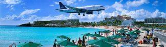 V635D - Vaughn, Steve - Happy Landings on St. Maarten