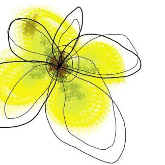 W585D - Weiss, Jan - Yellow Petals Four