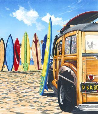 W632D - Westmoreland, Scott - Beach Cruiser Kids
