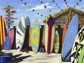 W684D - Westmoreland, Scott - Surf Shack