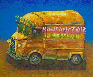 W685D - Wilson, Duncan - Van Ordinaire Boulangerie