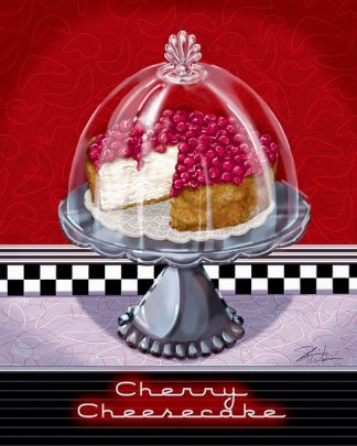 W704D - Warren, Shari - Cherry Cheesecake