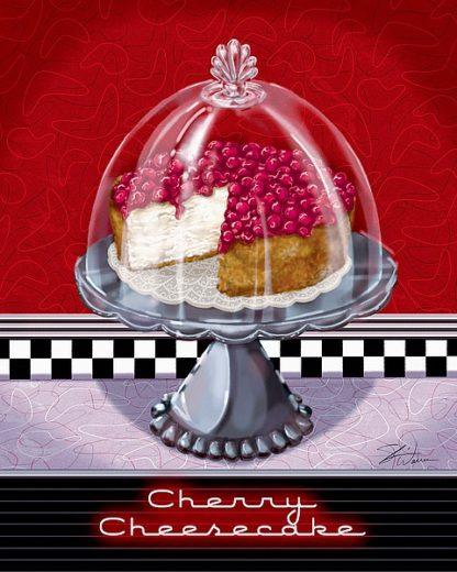 W704D - Warren, Shari - Cherry Cheesecake