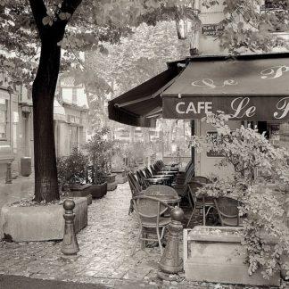 ABFR145 - Blaustein, Alan - Café, Aix-en-Provence