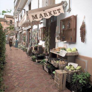 ABITC2928 - Blaustein, Alan - Ravello Market #1
