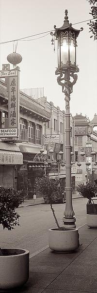 ABSFV25 - Blaustein, Alan - China Town Pano #1