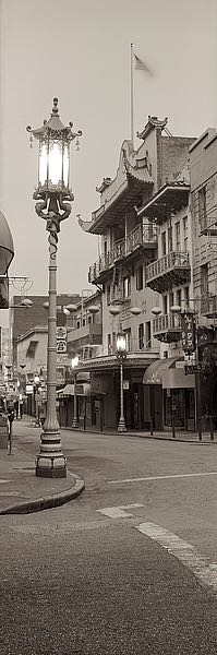 ABSFV38 - Blaustein, Alan - China Town Pano #2