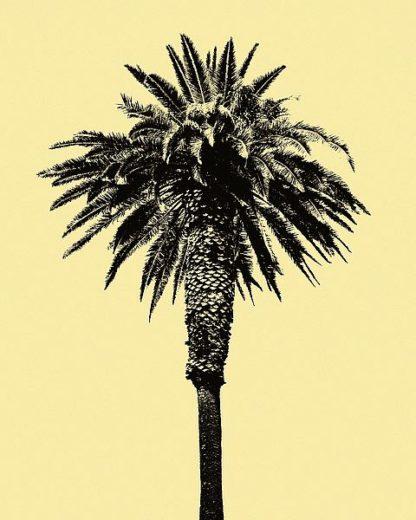A439D - Asla, Erik - Palm Tree 1996 (Yellow)