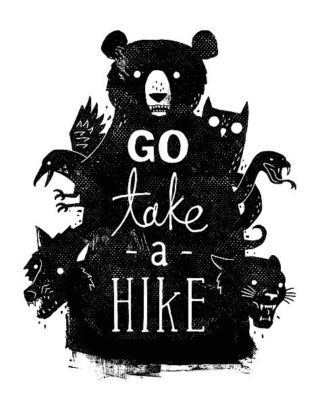 B3564D - Buxton, Michael - Go Take a Hike