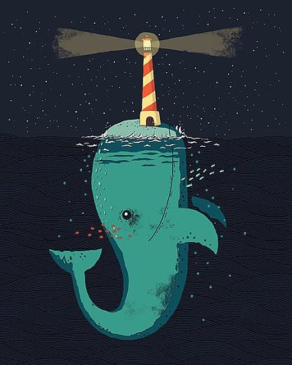 B3565D - Buxton, Michael - King of The Narwhals