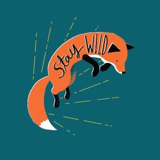 B3572D - Buxton, Michael - Stay Wild