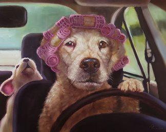 H1409D - Heffernan, Lucia - Mommy Chauffeur