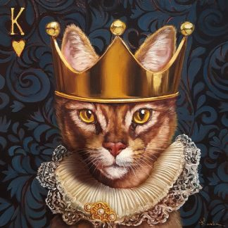 H1425D - Heffernan, Lucia - King of Hearts