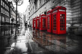 K2616D - Kostka, Vladimir - London Phones