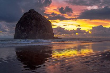 O230D - Oldford, Tim - Cannon Beach Sunset