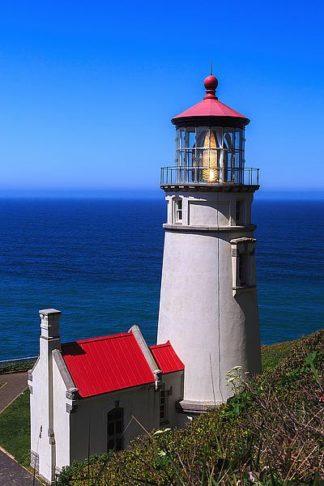 S1592D - Severn, Shawn/Corinne - Heceta Head Lighthouse