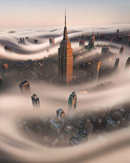 G926D - Getty, Bruce - Empire Fog