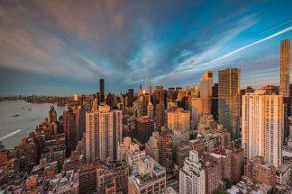 G934D - Getty, Bruce - New York Morning
