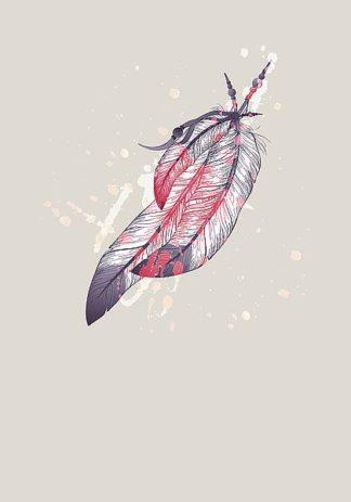 IN99193 - Incado - Eagle feather I