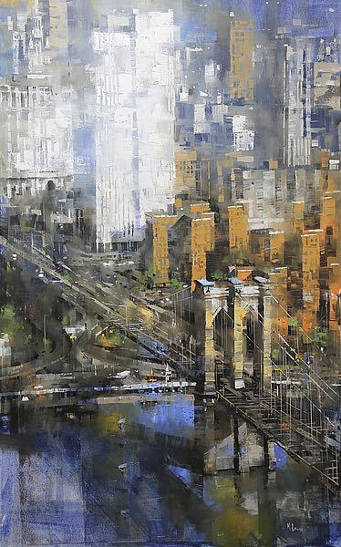 L890D - Lague, Mark - Brooklyn Bridge