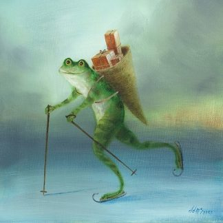 M1551D - McInnes, DD - The Yuletide Frog