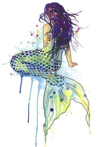 N332D - Nagel, Sam - Mermaid
