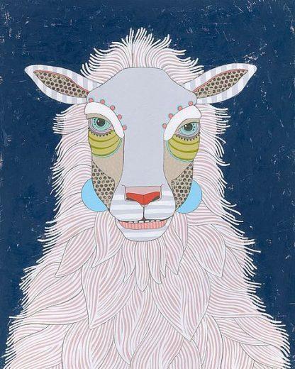 D1082D - Davis, Jennifer - Sheep