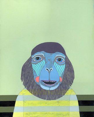 D1086D - Davis, Jennifer - Monkey