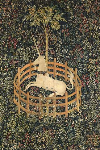 U684D - Unknown - The Unicorn in Captivity