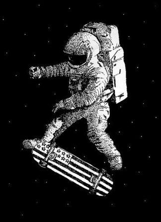 F724D - Farkas, Robert - Kickflip in Space