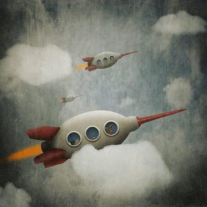 N367D - Noblin, Greg - To the Sky