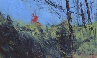 B3677D - Bailey, Paul - Hillside Clearing
