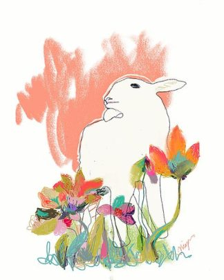 C1225D - Christine, Niya - Lamb and Flowers