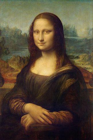 D1917D - Da Vinci, Leonardo - Mona Lisa