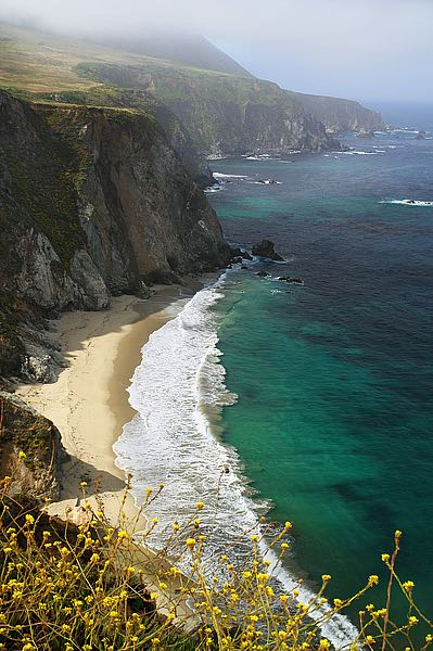 H1490D - Hiers, Winthrope - Big Sur Coast