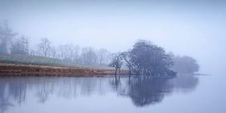 D1938D - Douglas, Lynne - Autumn Haze, Loch Eck