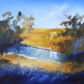 P1163D - Penny, Craig Trewin - Winter Dam