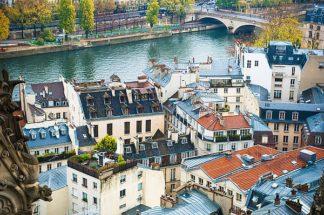 Q14D - Quintero, Sonja - Paris Rooftops