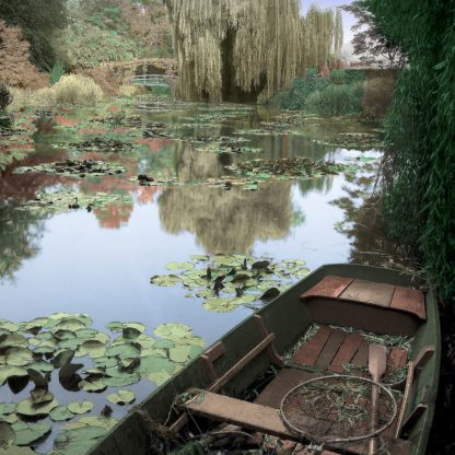 Giverny Boat #1